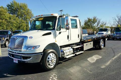 2018 International 4300 Ext. Cab