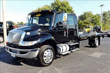 2017 International 4300 Crew Cab
