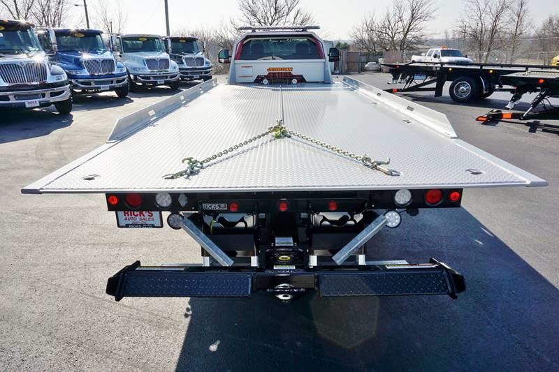 2017 Ford F-550 XLT Rollback Wrecker Flatbed - Kenton OH