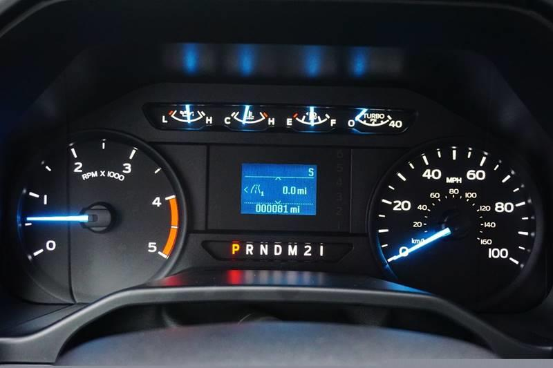 2017 Ford F-550 4x4 Rollback Wrecker - Kenton OH