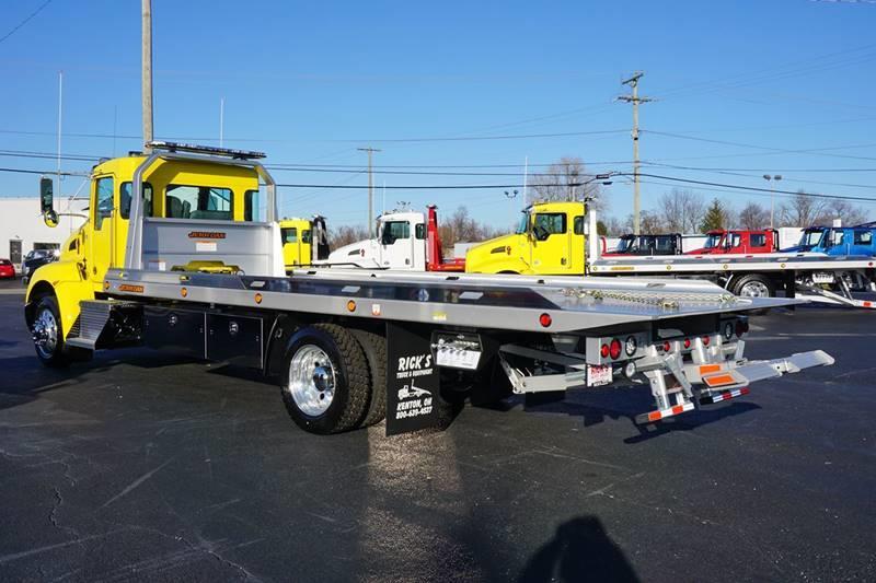 2017 Kenworth T270 Rollback Wrecker Flatbed - Kenton OH
