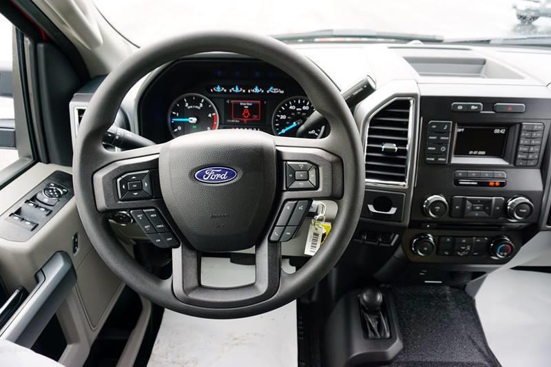 2017 Ford F-550 4x4 Wrecker Self Loader - Kenton OH