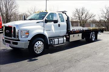 2017 Ford F-650 Supercab