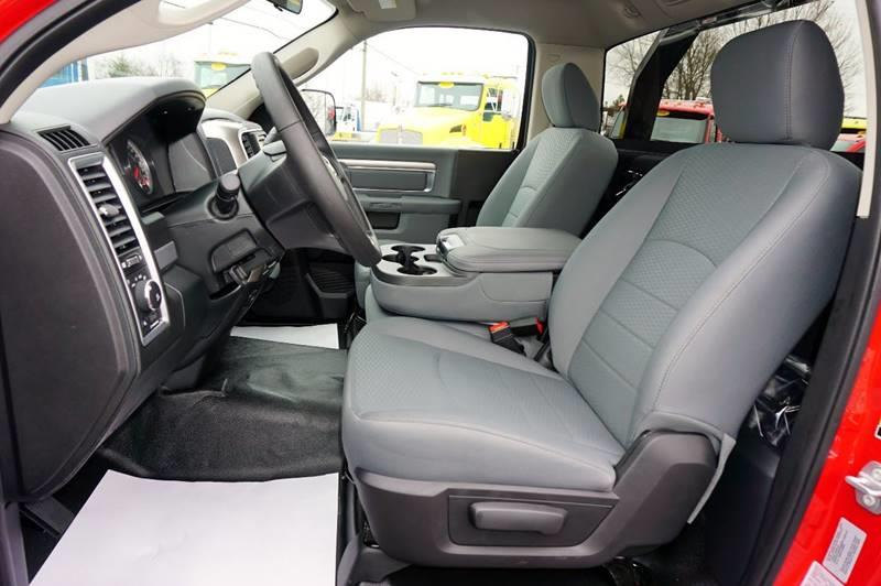 2017 Dodge Ram Pickup 5500 Rollback Wrecker Flatbed - Kenton OH
