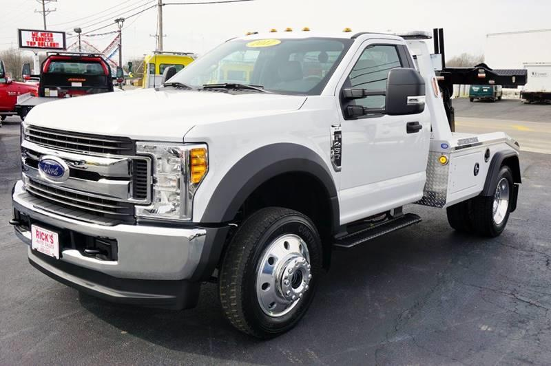 2017 Ford F450 XLT 4x4 Wrecker Self Loader - Kenton OH