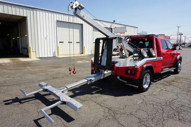 2017 Dodge Ram 5500 Crew 4x4 Laramie Wrecker - Kenton OH