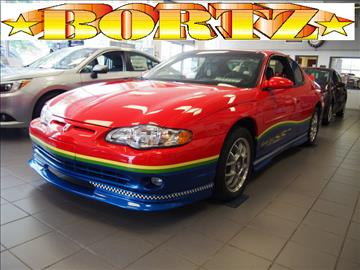 2000 Chevrolet Monte Carlo for sale in Waynesburg, PA