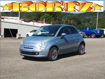 2013 FIAT 500 for sale in Waynesburg, PA