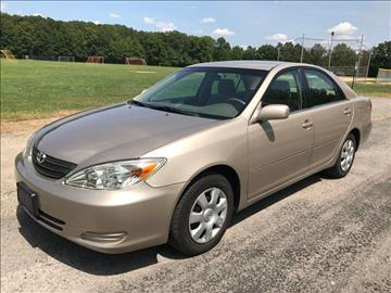 2003 Toyota Camry for sale in Ravenna, OH
