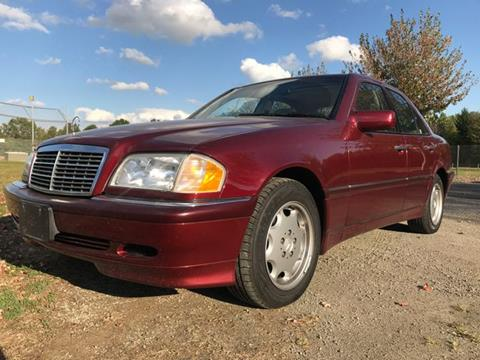 1999 Mercedes-Benz C-Class for sale in Ravenna, OH