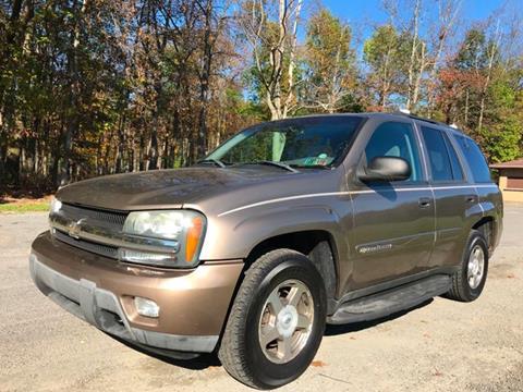 2003 Chevrolet TrailBlazer for sale in Ravenna, OH