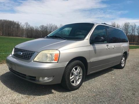 2005 Ford Freestar for sale in Ravenna, OH