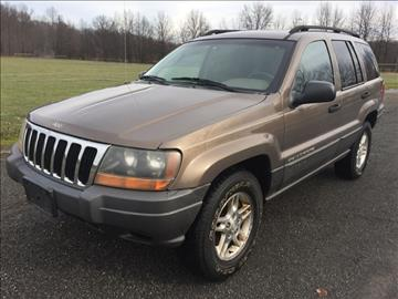 2002 Jeep Grand Cherokee for sale in Ravenna, OH