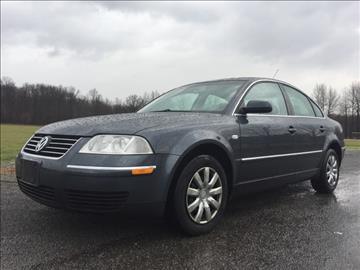 2003 Volkswagen Passat for sale in Ravenna, OH