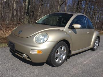 2001 Volkswagen New Beetle for sale in Ravenna, OH