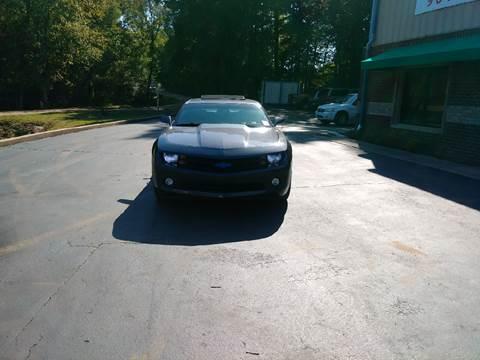 2010 Chevrolet Camaro for sale in Olive Branch, MS