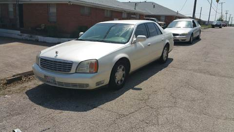 2001 Cadillac DeVille for sale in Olive Branch, MS