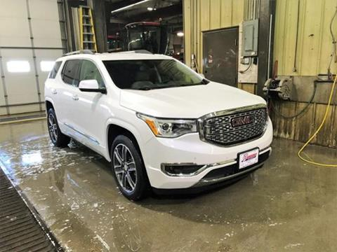 2017 GMC Acadia for sale in Grafton, ND