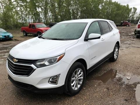 2018 Chevrolet Equinox for sale in Grafton, ND