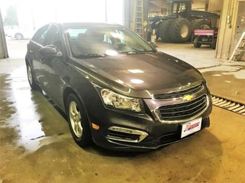 2016 Chevrolet Cruze Limited for sale in Grafton ND