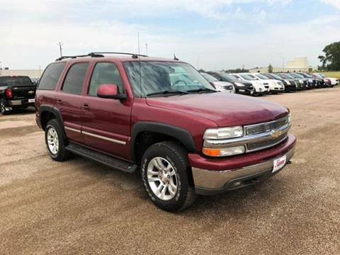 2004 Chevrolet Tahoe for sale in Grafton, ND