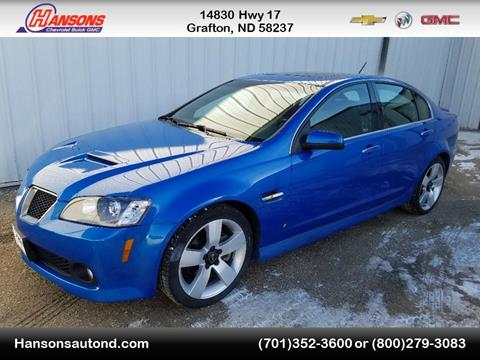 2009 Pontiac G8 for sale in Grafton, ND