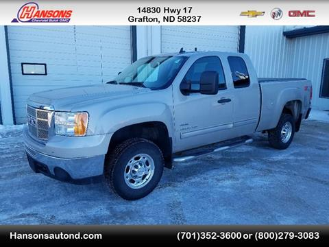 2009 GMC Sierra 2500HD for sale in Grafton, ND