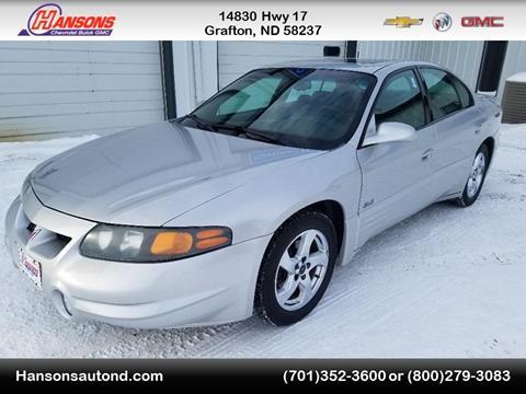 2002 Pontiac Bonneville for sale in Grafton, ND