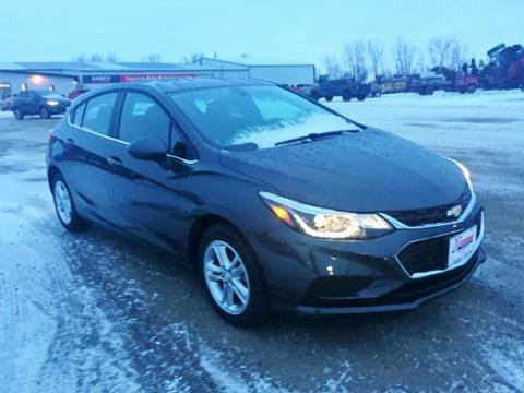 2017 Chevrolet Cruze for sale in Grafton, ND