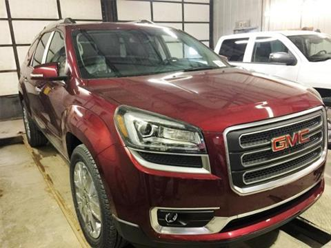 2017 GMC Acadia Limited for sale in Grafton, ND