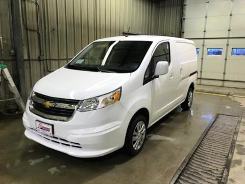 2017 Chevrolet City Express Cargo for sale in Grafton, ND
