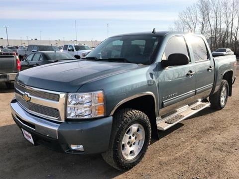 2010 Chevrolet Silverado 1500 for sale in Grafton ND