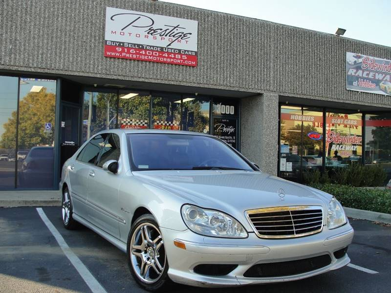 2003 mercedes benz s class s55 amg in rancho cordova ca prestige 2003 mercedes benz s class s55 amg rancho cordova ca sciox Image collections