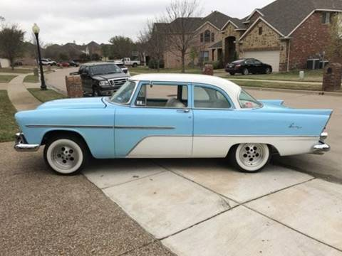 1956 Plymouth Savoy