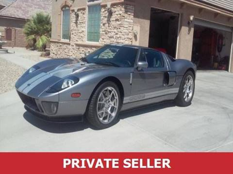 Ford Gt For Sale In Rancho Cordova Ca