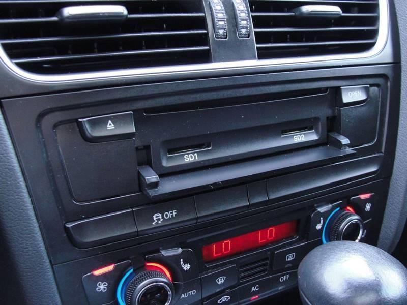 2011 Audi A4 2 0T Premium Plus 4dr Sedan In Rancho Cordova