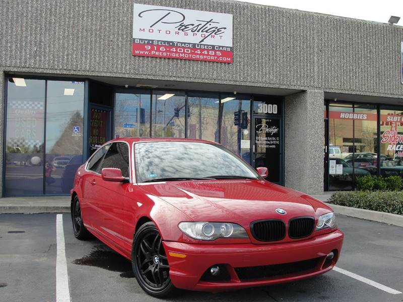 2004 Bmw 3 Series 330Ci 2dr Coupe In Rancho Cordova CA - Prestige ...