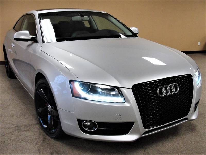 2010 Audi A5 Awd 20t Quattro Premium Plus 2dr Coupe 6a In Rancho