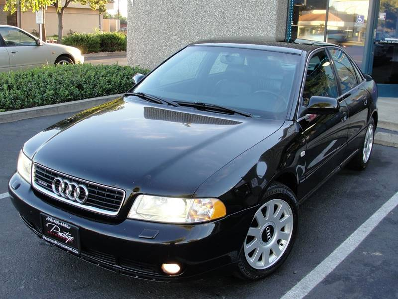 2000 audi a4 awd 2 8 quattro 4dr sedan in rancho cordova. Black Bedroom Furniture Sets. Home Design Ideas