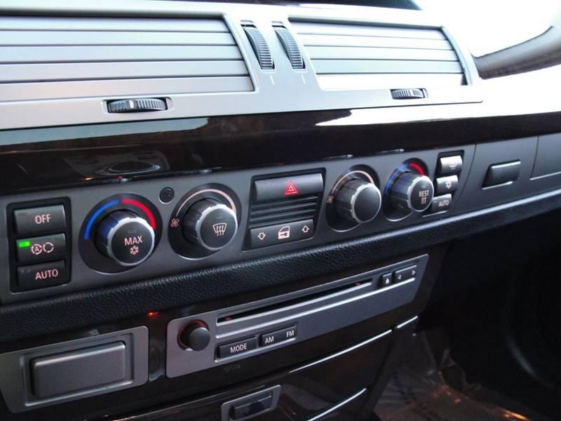 2006 Bmw 7 Series 750Li 4dr Sedan In Rancho Cordova CA