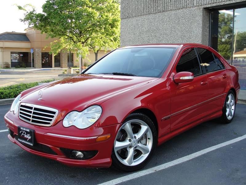 2005 Mercedes-Benz C-Class C 230 Kompressor 4dr Sedan In ...