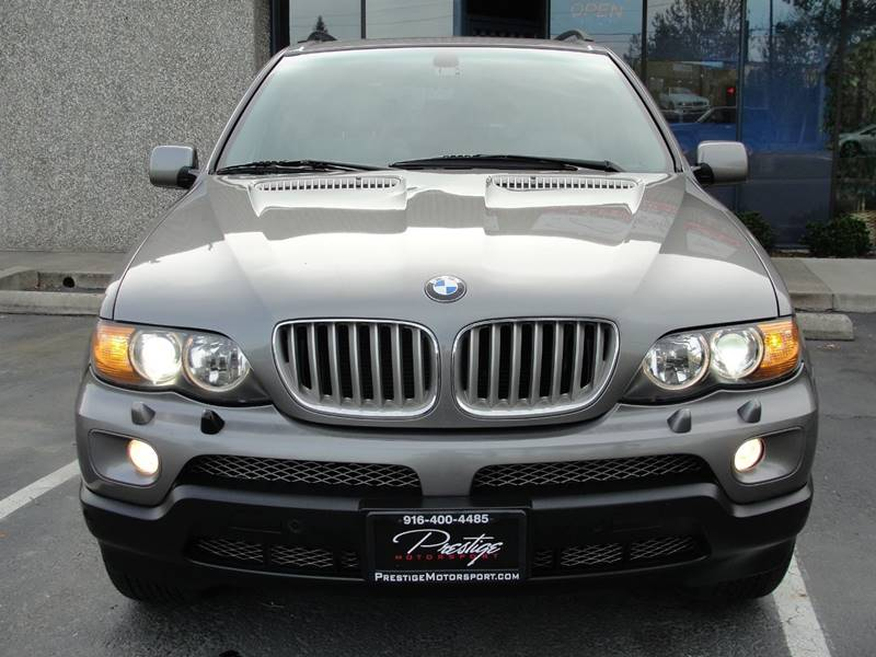 2006 Bmw X5 Awd 4 4i 4dr Suv In Rancho Cordova Ca Prestige Motorsport