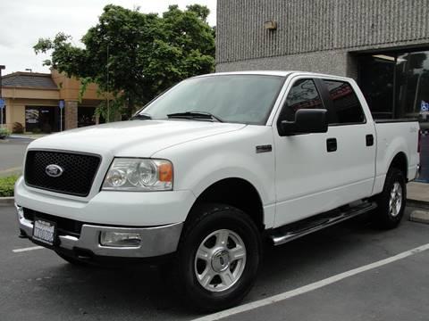 ... 2005 Ford F-150 & Ford Used Cars financing For Sale Rancho Cordova Prestige Motorsport markmcfarlin.com