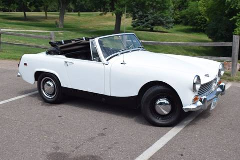1969 Austin-Healey Sprite Mark IV6995