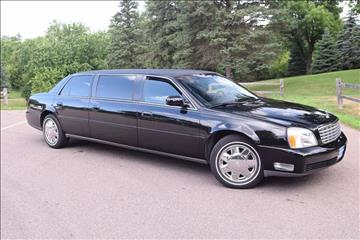 2001 Cadillac Deville Professional for sale in Sioux Falls, SD