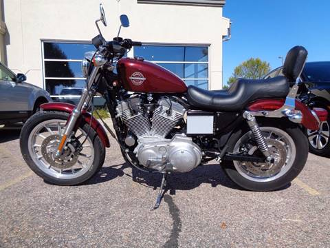 2002 Harley-Davidson XL883 for sale in Sioux Falls, SD