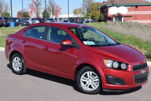 2016 Chevrolet Sonic for sale in Sioux Falls, SD
