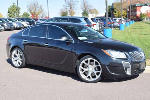 2012 Buick Regal for sale in Sioux Falls, SD