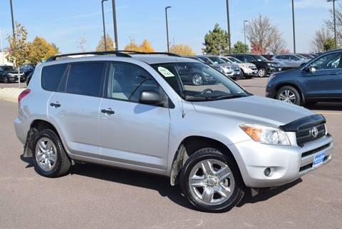 2008 Toyota RAV4 for sale in Sioux Falls, SD