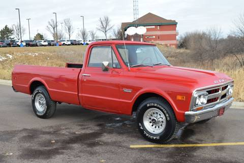 1968 GMC C/K 2500 Series for sale in Sioux Falls, SD
